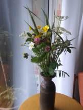 First wildflower bouquet of 2020