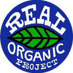 Real Organic Project seal